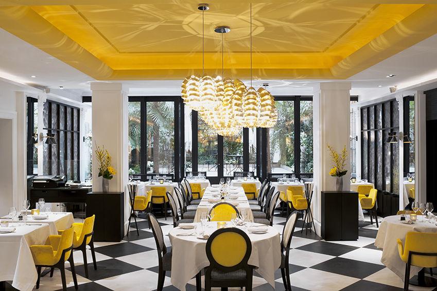 Sofitel Paris Le Faubourg ***** Blossom Restaurant