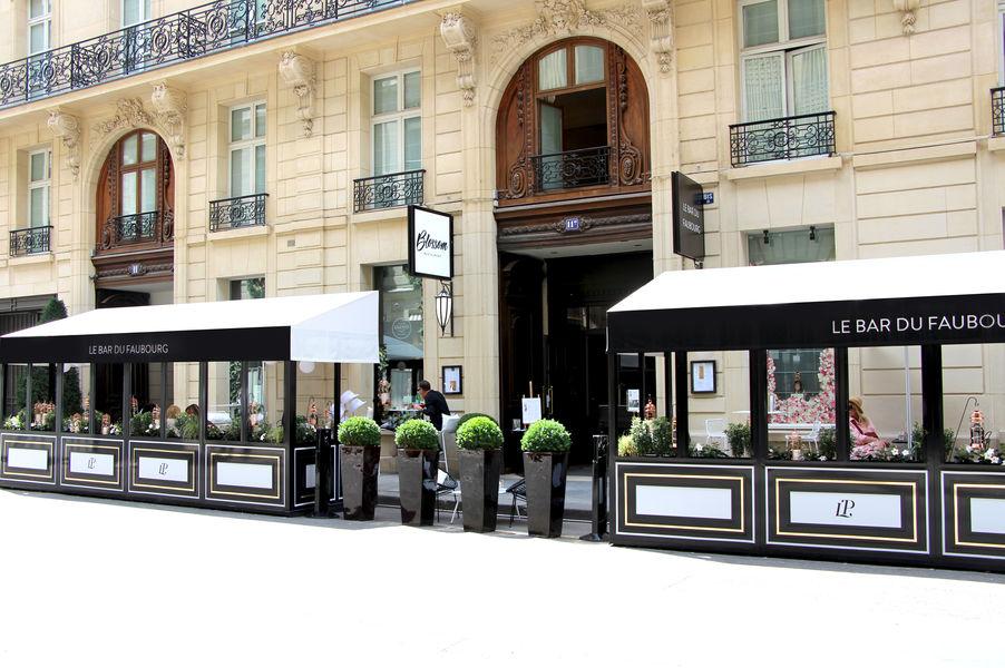 Sofitel Paris Le Faubourg ***** Façade