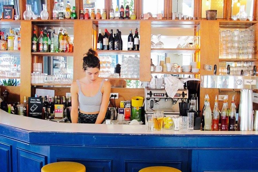La Seine Café 2