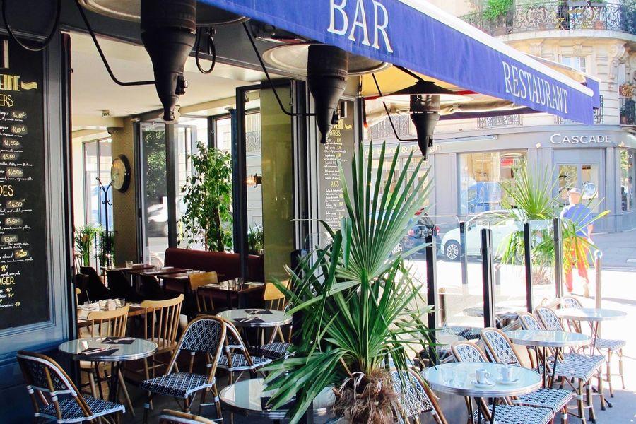 La Seine Café 1
