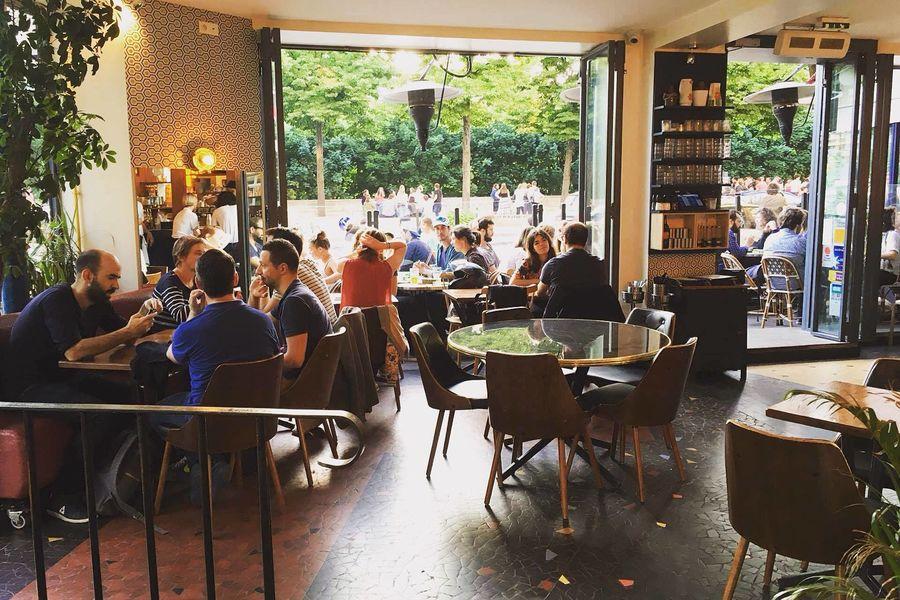 La Seine Café 5