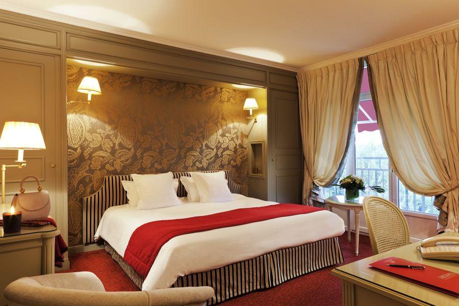 Le Grand Hôtel Enghien-Les-Bains **** Chambre