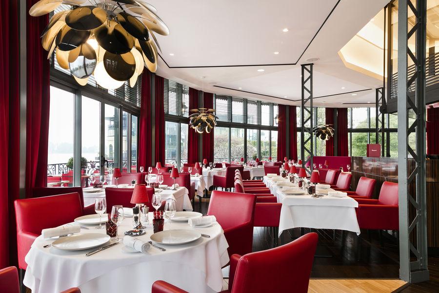 L'Hôtel du Lac Enghien-les-Bains **** Le Fouquet's