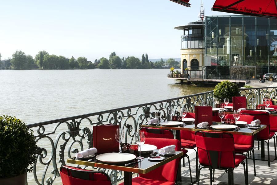 Le Grand Hôtel Enghien-Les-Bains **** Le Fouquet's
