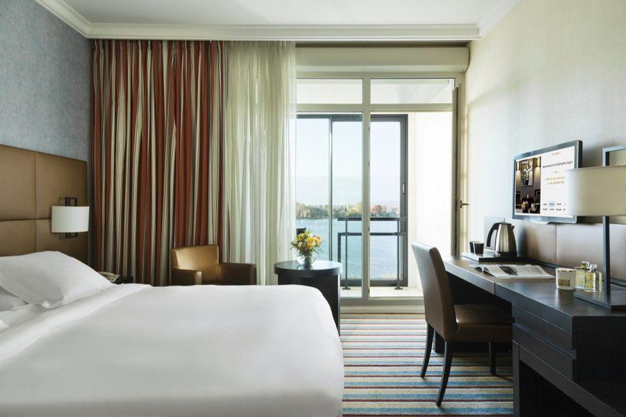 L'Hôtel du Lac Enghien-les-Bains **** Chambre