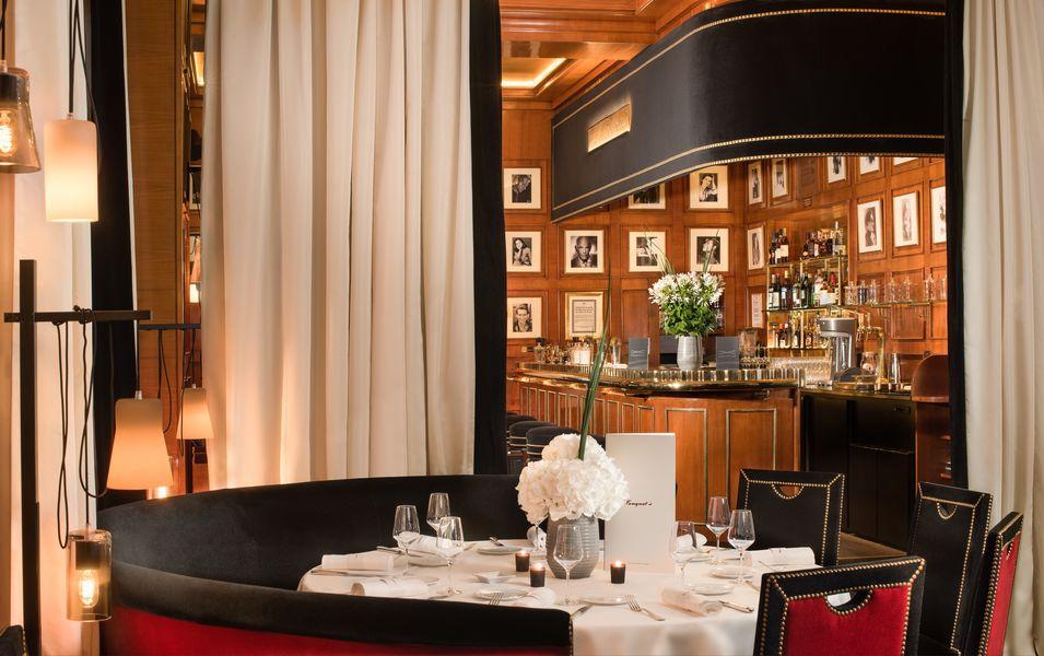 Hôtel Barrière Le Fouquet's ***** Restaurant Fouquet's