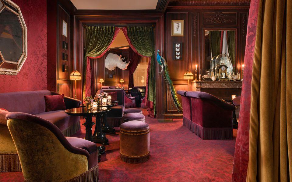 Hôtel Barrière Le Fouquet's ***** Lobby