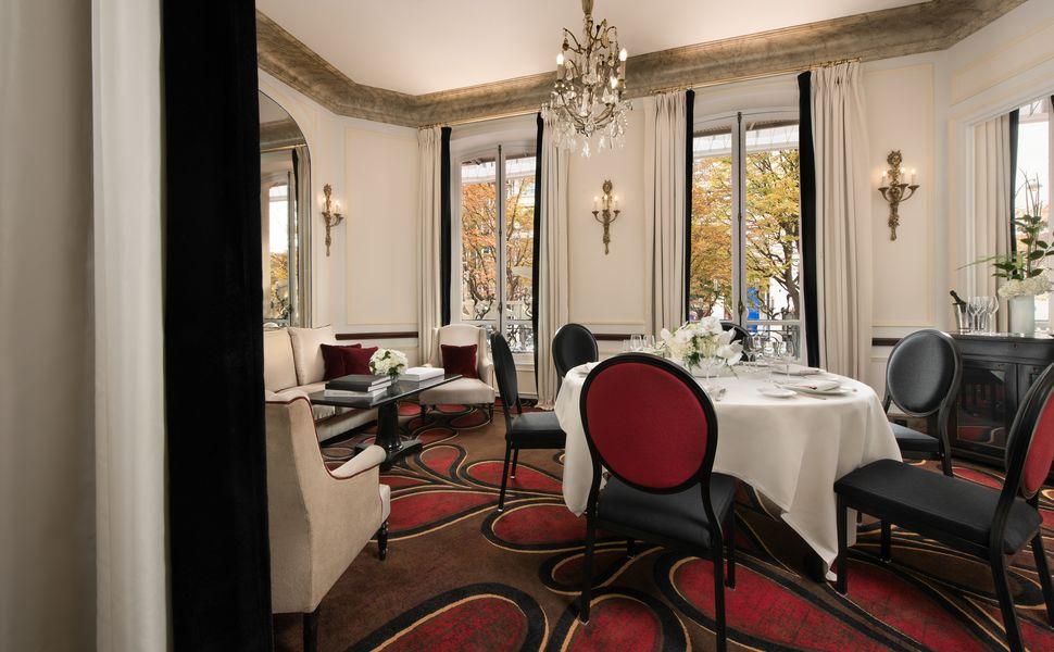 Hôtel Barrière Le Fouquet's ***** Salon Louis Delluc