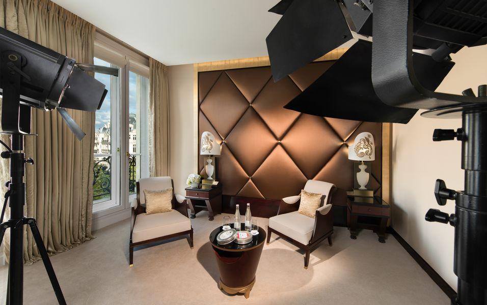 Hôtel Barrière Le Fouquet's ***** Suite Prestige