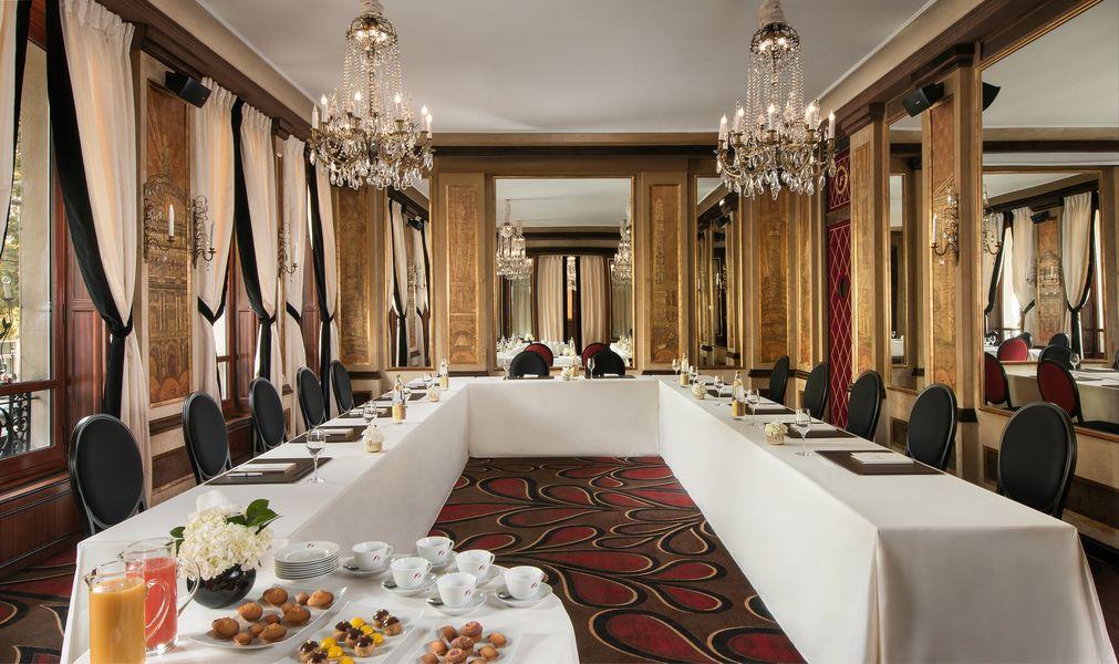 Hôtel Barrière Le Fouquet's ***** Salon Nimier