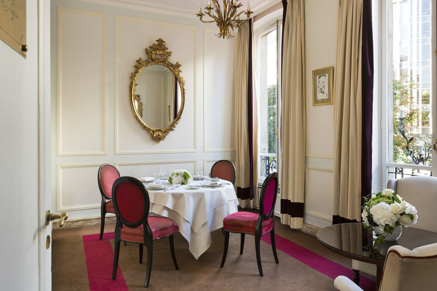 Hôtel Barrière Le Fouquet's ***** Salon James Joyce