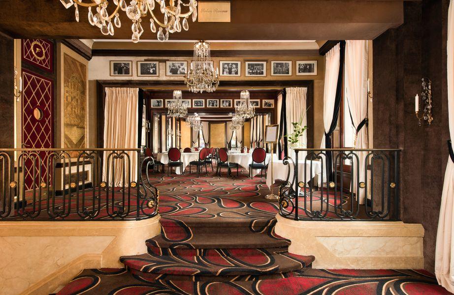Hôtel Barrière Le Fouquet's ***** Salon Raimu