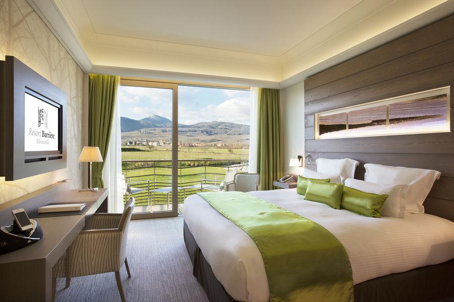 Resort Barrière Ribeauvillé **** Chambre