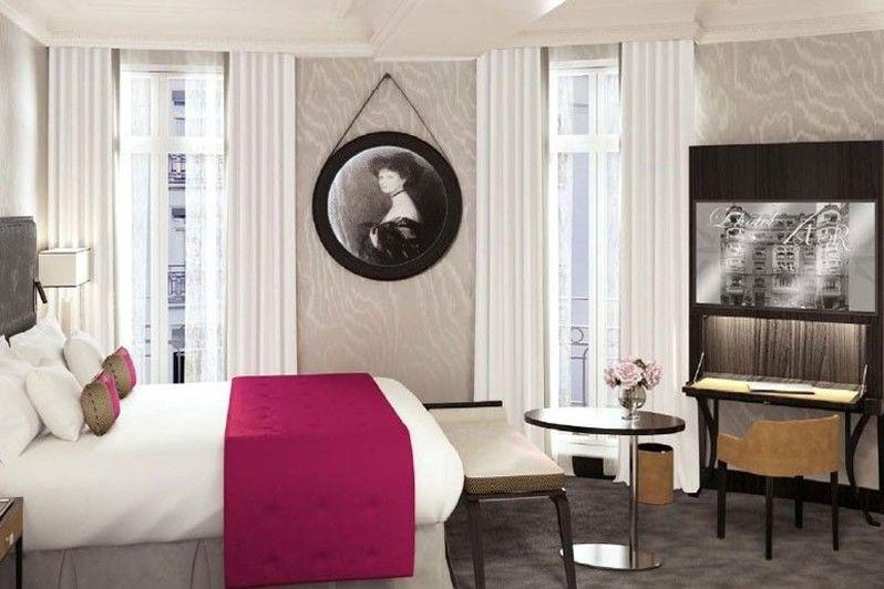 Maison Astor Paris Chambre
