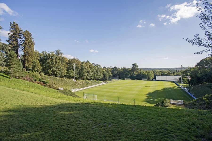 Centre National du Football Clairefontaine Terrain Platini