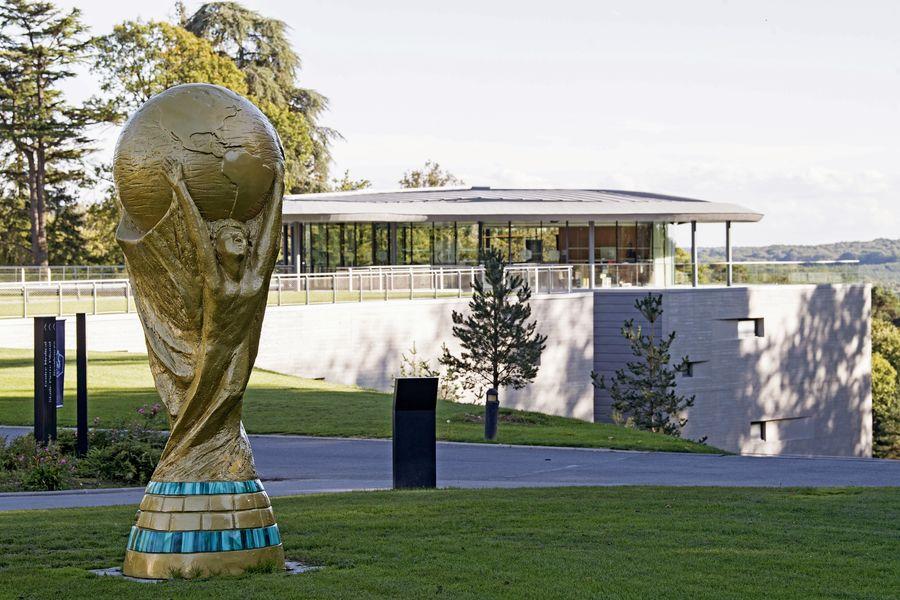 Centre National du Football Clairefontaine Coupe du Monde