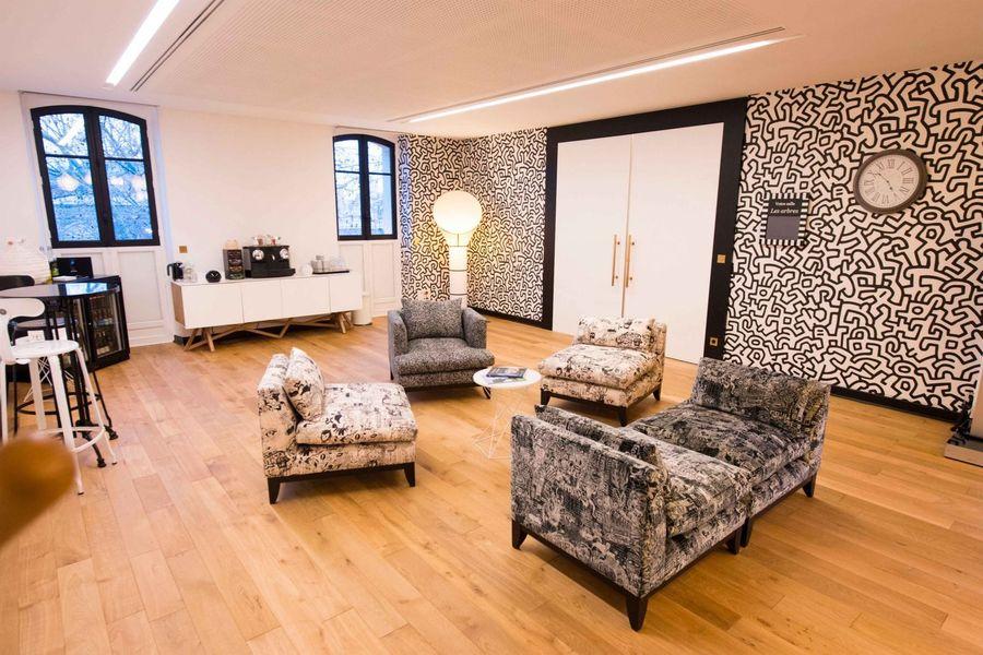Châteauform' City Monceau Rio Salon