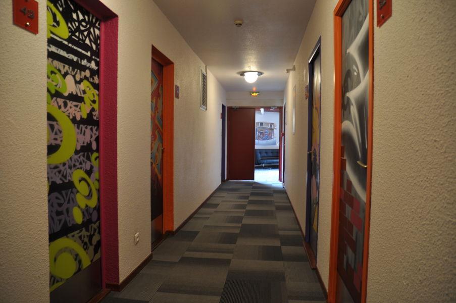 Hôtel Orion Couloir des Chambres