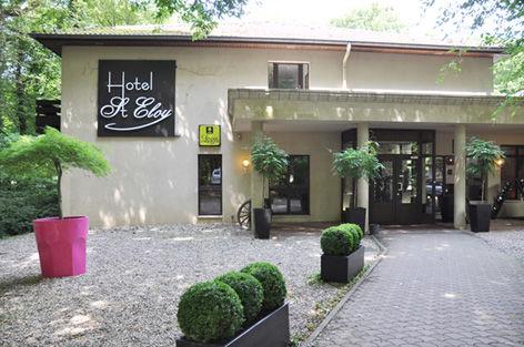 Hotel Saint Eloy Façade