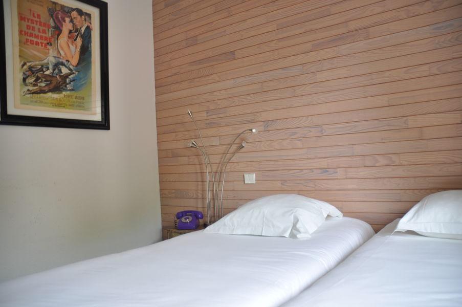 Hotel Saint Eloy Chambre