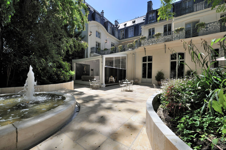 La Maison des Polytechniciens Terrasse