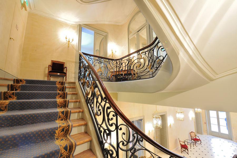 La Maison des Polytechniciens Grand Escalier