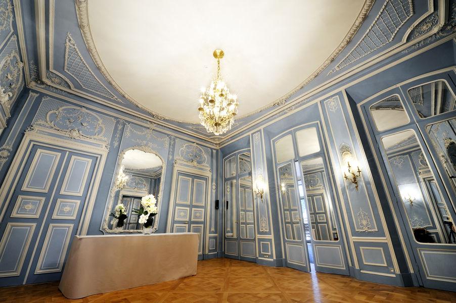 La Maison des Polytechniciens Salon Boudoir