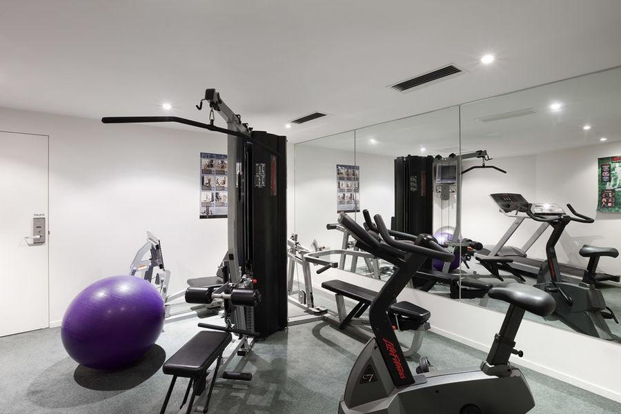 Mercure Paris Sud Parc du Coudray **** Salle de fitness