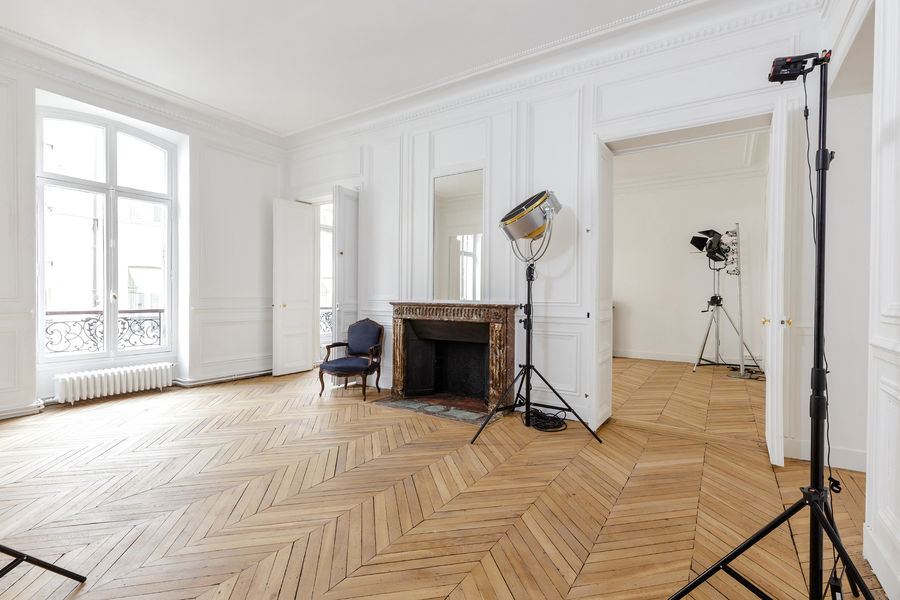 L'appartement Walter Salon Paris