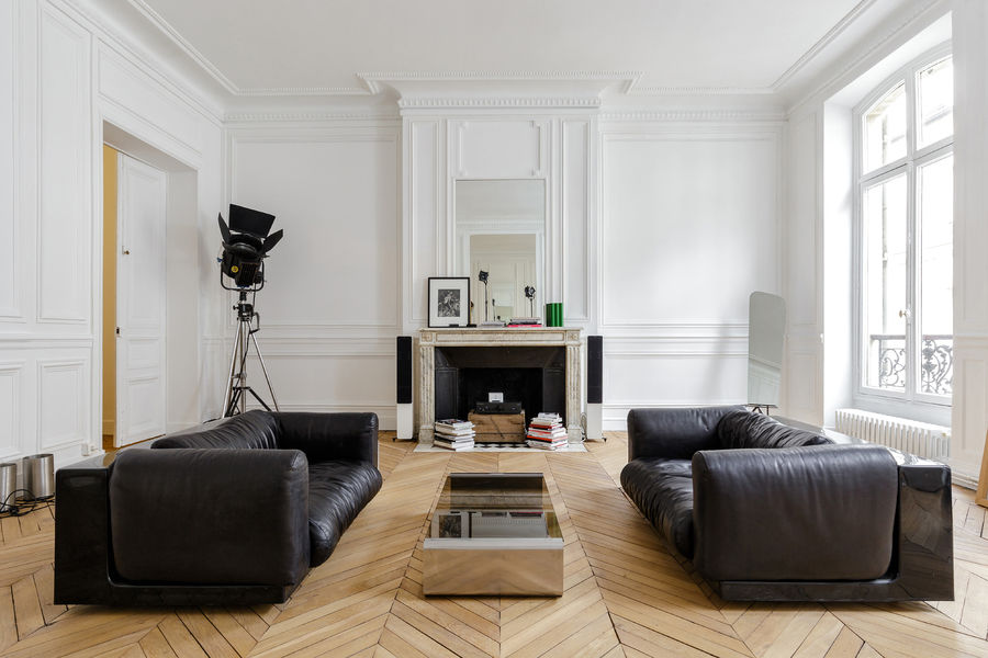 L'appartement Walter Salon Elysée