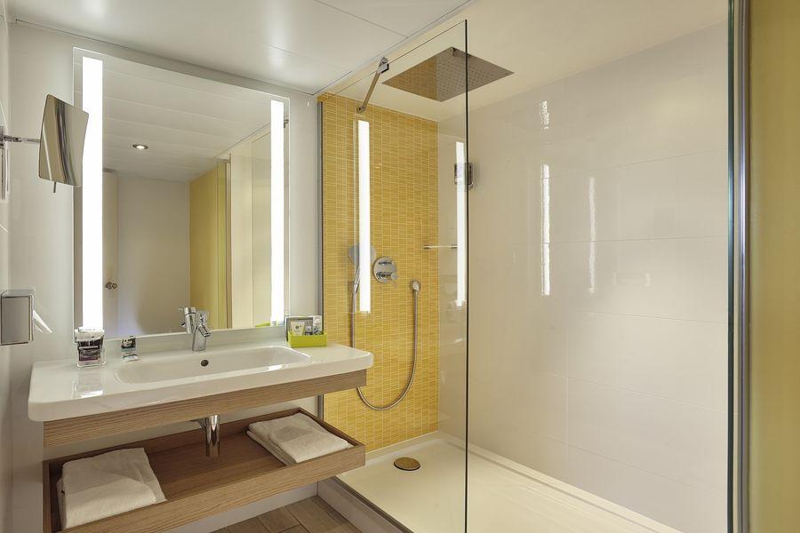 Mercure le Havre Bassin du Commerce **** Salle de bain