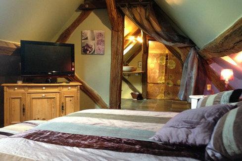 Domaine de Montboulon Chambre 3