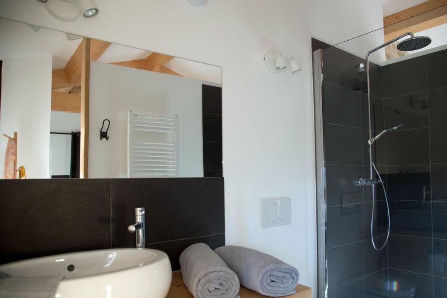 La Ferme du Rastel Salle de bain