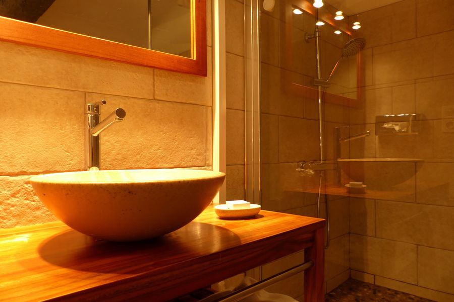 La Sommellerie Salle de bain