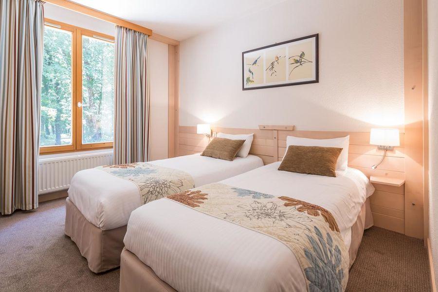 Le Bois Dormant Chambre