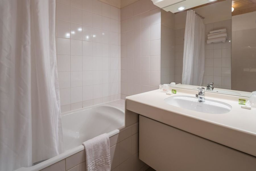 Le Bois Dormant Salle de bain
