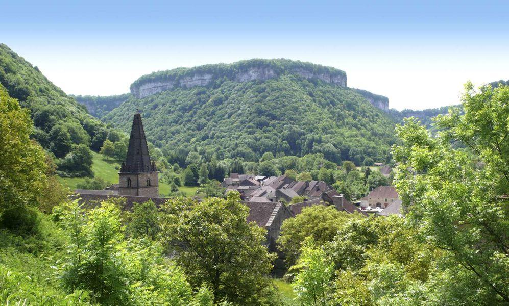 Domaine du Val de Sorne Vue