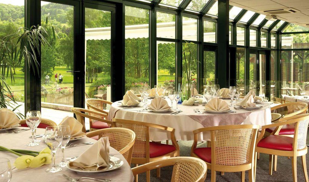 Domaine du Val de Sorne Restaurant