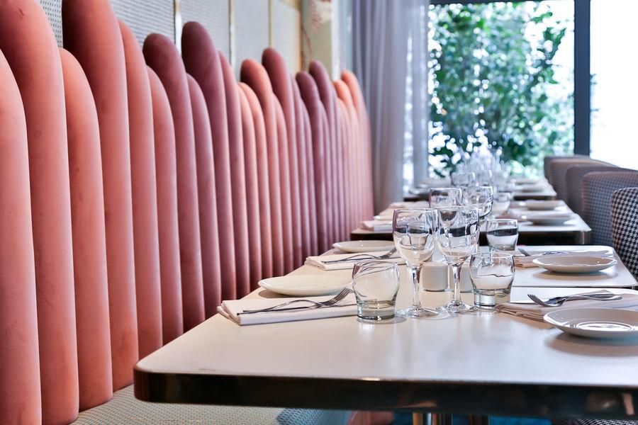 Hôtel Intercontinental Avenue Marceau ***** Restaurant Le M64