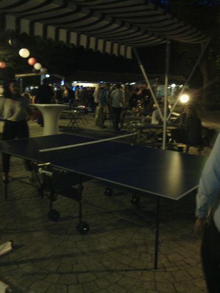 La Cascade Ping et Pong