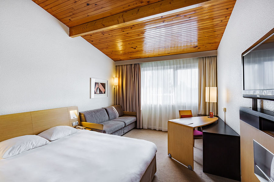 Novotel Metz Hauconcourt **** Chambre