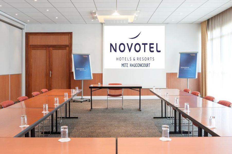 Novotel Metz Hauconcourt **** Salle de séminaire