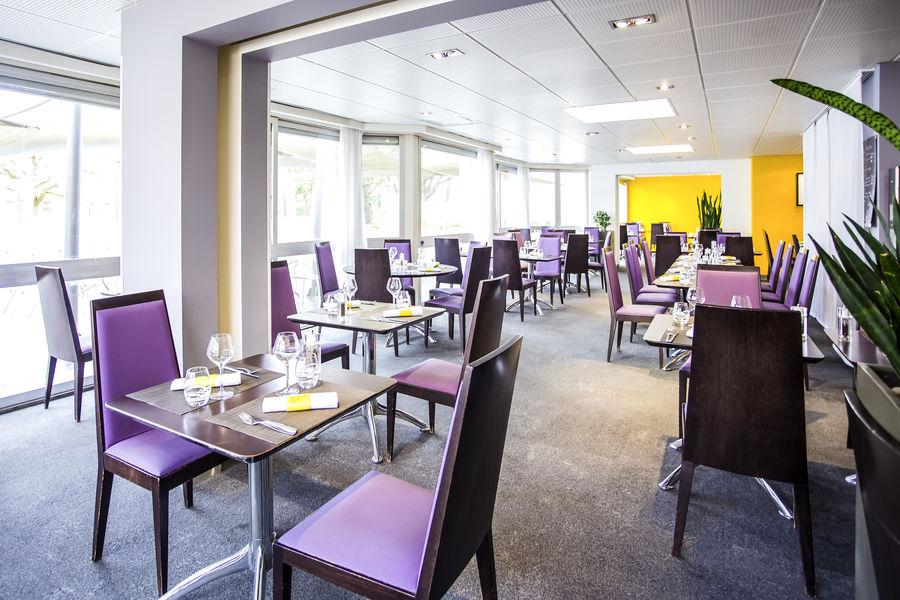 Novotel Lyon Bron Eurexpo **** Restaurant