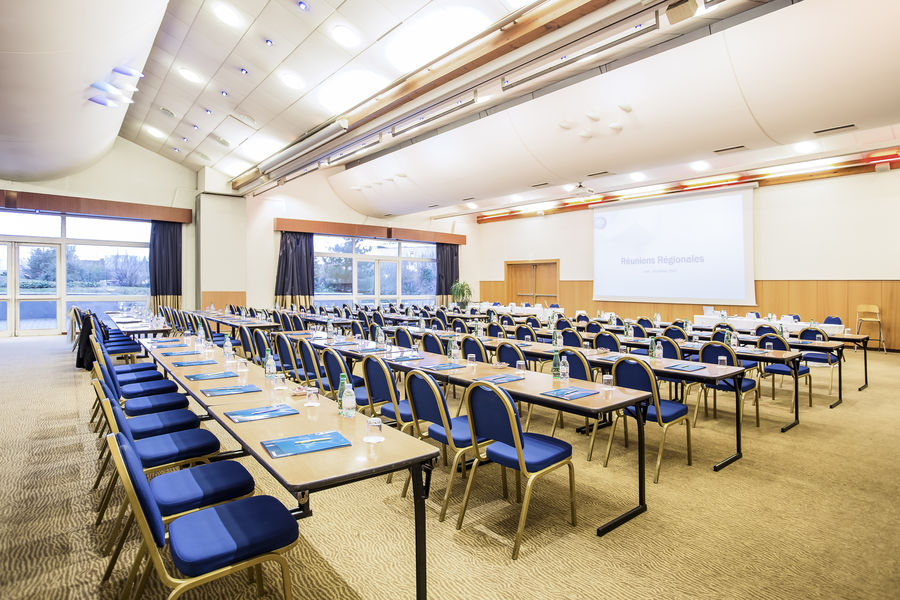 Novotel Lyon Bron Eurexpo **** Salle de séminaire