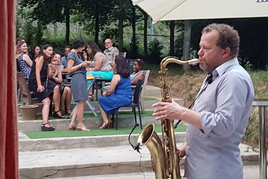 La Verrerie musicien jazz