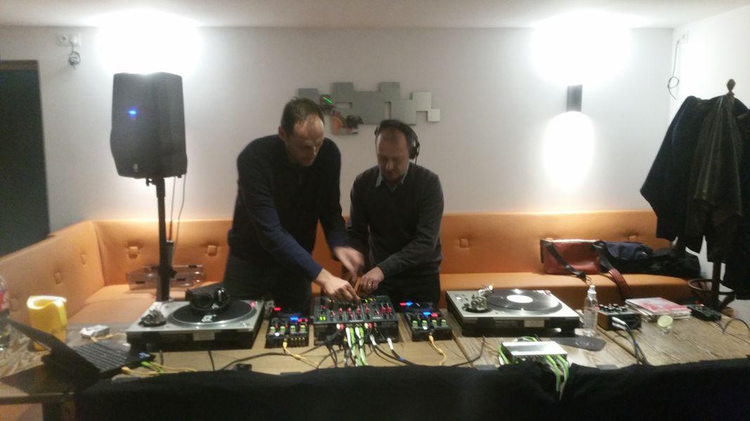 La Verrerie DJ