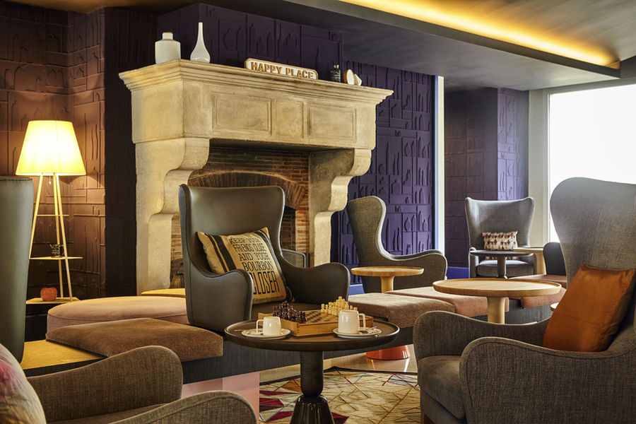 Royal Mercure Fontainebleau **** Hall