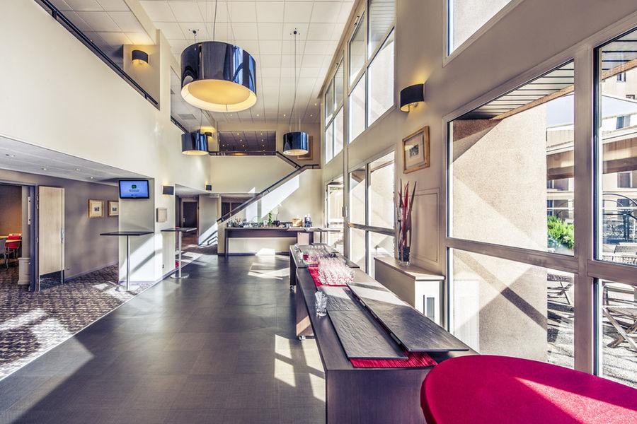 Mercure Grenoble Centre Président **** Hall