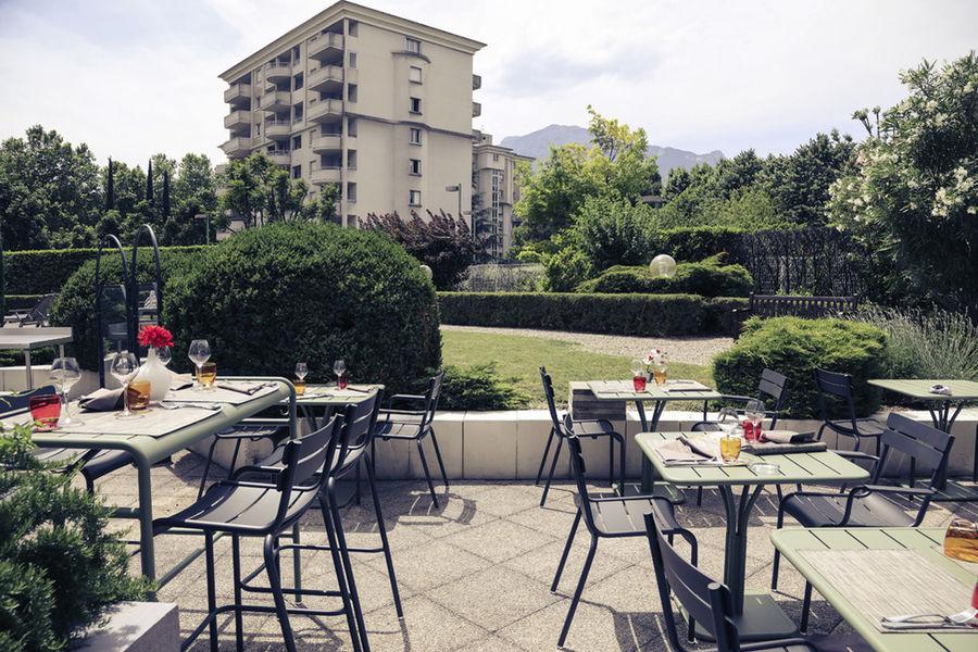 Mercure Grenoble Centre Président **** Terrasse
