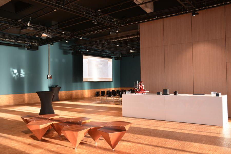 Titan Espace Evènementiel Salle de réception